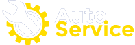 Auto Service Logo Footer